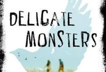 delicate monsters / june 9, 2015, st. martin's press