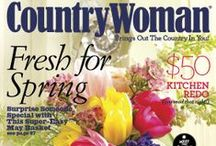 April/May 2014 / by Country Woman Magazine