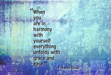 Oprah~Self Help Inspiration / Lots of articles to pin now, read later / by Joyce Weinberg