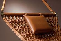 ARI | HANGING CHAIRS |  Beds, Lounges / by Andrea Rodman Interiors