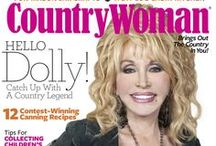 Aug./Sept. 2014 / by Country Woman Magazine