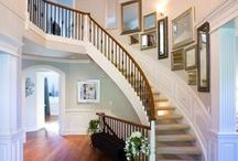SOUTH SURREY PROJECT / Large scale renovation in South Surrey, Vancouver B.C. This project was also entered for an ovation award and was a finalist. / by Andrea Rodman Interiors