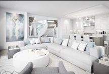 CHARTWELL PROJECT / Chartwell Dr. West Vancouver. 3D concepts for project. Under construction 2014 / by Andrea Rodman Interiors