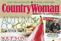 Oct./Nov. 2014 / by Country Woman Magazine