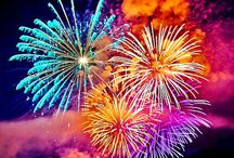 Fireworks ✨ / ♪ ♬ Baby You're a Firework ♪ ♬ Please feel free to pin as much as you like.  xx ◕‿◕ xx / by Tracey Falconbridge