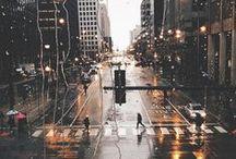 Collection // Rainy City