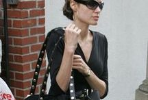 Style icon - Angelina Jolie
