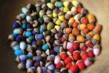 ghiande - acorns