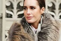 Style Icon - Louise Roe / English television presenter, model, and fashion journalist