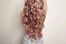 Hair / Hair inspiration  Based in Instagram & Tumblr models