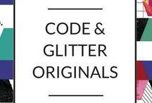 Code & Glitter Originals