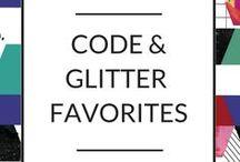 Code & Glitter Favorites