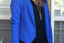 Styling Royal Blue