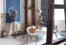 Kids Modern Play / a mix of modern bedrooms & playrooms / by Juli Novotny