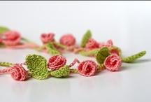 Crochet Flowers / by Cyndi Wetmiller