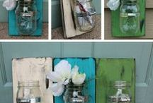 Crafts/Do it yourself Ideas / by Me-Lanie Mattox
