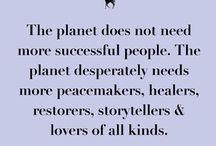 Words of Wisdom / ☮