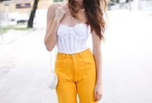 Spring Summer Style / by Amanda P