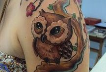 My Obsession / Obsessively obsessed with owls. Thanks Grandpa. One can never have too many obsessions. / by Kellie McMahon