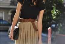 My Skirt Obsession / by Amanda P