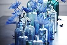 bottles & things in them...