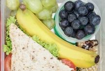 Lunch & Snacks / by Nancy Bell