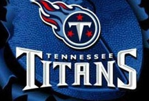 Tn Titans / by Connie Foster