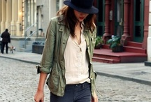 Casual Street Style / by Susi Reed