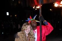 Take me to the Mardi Gras!