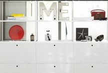 WE DO | STORAGE / Gispen will store all your books, must haves, ideas, prototypes, paper, clothes, glasses, shoes.