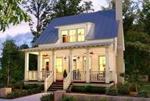 Cottages - Small, Cozy, & Homey