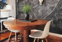 Dining Spaces / by Amanda P