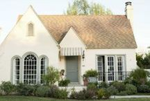 House plans and exteriors / by Krystle Bauer