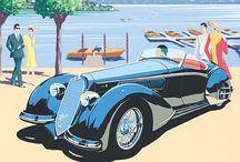 Vintage Travel / Vintage travel posters, memorabilia, marketing etc.