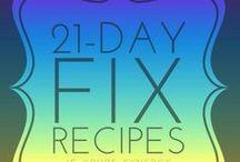 21 Day Fix / by Nancy Bell
