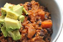 Main Dishes - Vegetarian / Vegetarian / by Nancy Bell