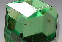 Crystals, minerals, rocks...