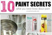 Paint like a Pro / by Nancy Bell