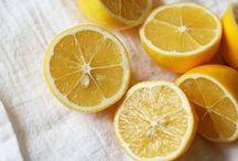 Luscious Lemon Love / sunny lemons in photography and art  / by Heidi Samora
