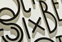 eye spy - type / type, design, typography, lettering, graphic design, paper / by Katie Sarna