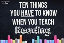 Literacy Coach / by Aimee Bakke