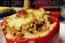 21 Day Fix Foodies / by Aimee Bakke