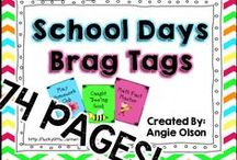 Brag Tags for ADSIS / by Aimee Bakke