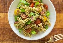 Pasta Perfection / Give these filling salad recipes a try!