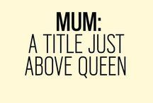 My Mumma