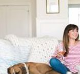 - CF + JILLIAN HARRIS - / Our collaboration with Jillian Harris.  CF Interiors helping Jillian find the perfect sofas and accessories for her home.