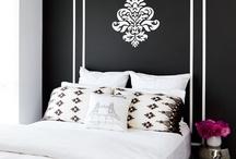 Blanc et noir | Black & White / by Alena Kirby