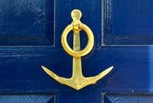 Chambre nautique | Nautical room / by Alena Kirby
