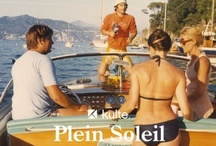 """Kulte """"Plein Soleil"""" Spring/ Summer 2011 / some inspiration needed to create our Spring/Summer 2011 collection"""