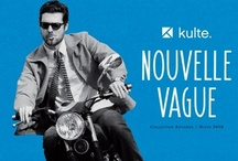"""Kulte """"Nouvelle Vague"""" Winter 2010 / some inspiration needed to create our Winter 2010 collection"""